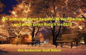 Weihnachten Neujahr 2020